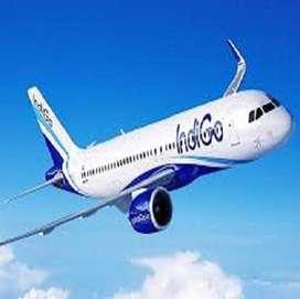 Jalpaiguri - Indigo Airlines / All India Vacancy opened in Indigo Airl