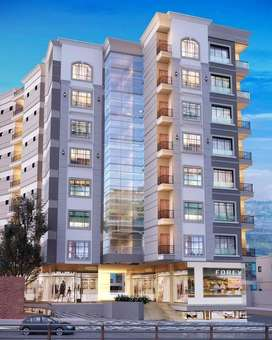 Town view appartments On easy installments