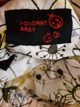 Sling ring fondant baby atau gendongan bayi