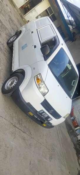 Suzuki apv blindvan mega carry blind van ac ps 2013