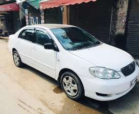Toyoto corolla 1.8j cng on paper second owner