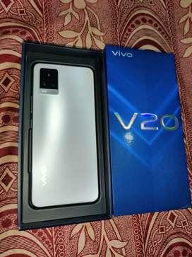 Vivo v20  8/128GB new phone condition