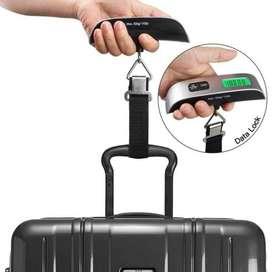 Timbangan Koper Tas Bagasi Gantung Travel 50kg Digital