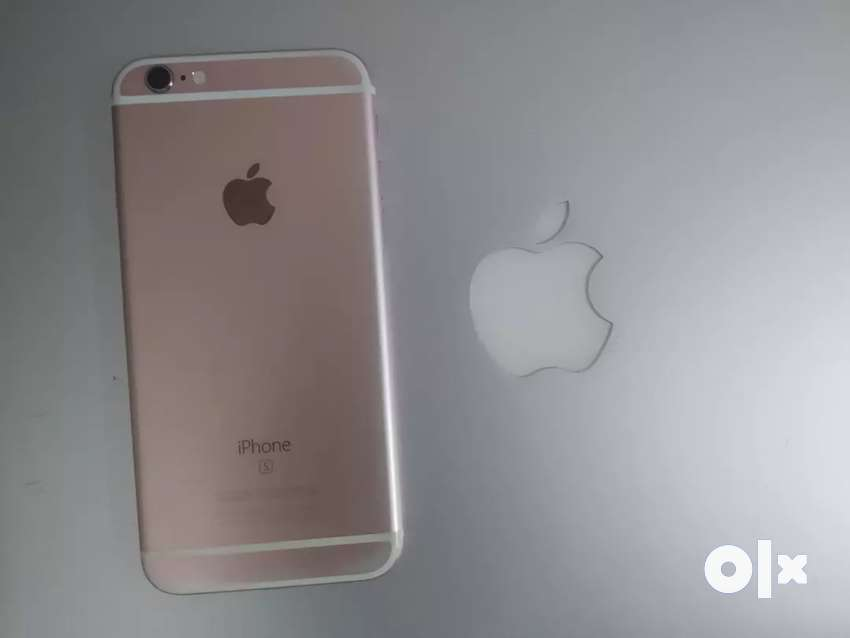 iphone 6S rose gold 0
