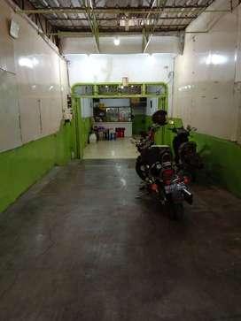 Ruko Jl. B. Zein Hamid - Titi Kuning Dijual  #aset ideal