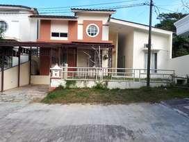 Rumah Sudut Type 150 di Cluster KYOTO Balikpapan Baru