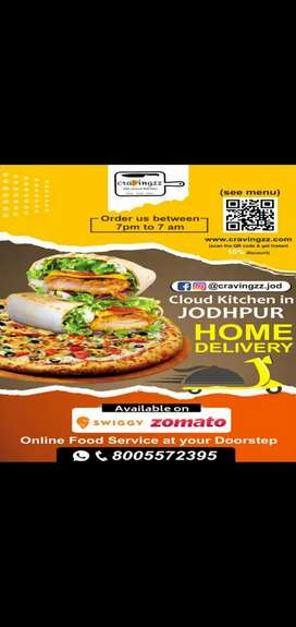 Delivery Boy Needed For Night Kitchen