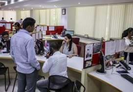 Banking industry job openings for freshers experience male female