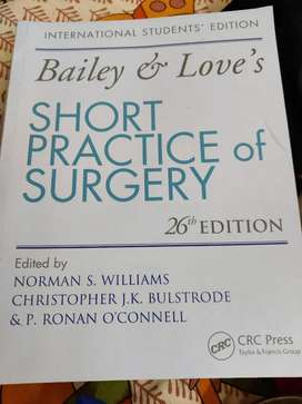 Bailey and Love's Surgery Book