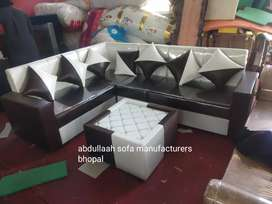 Newly made L shape sofa 6 seater in multiple verity direct  factory