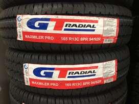 Ban GT Radial 165 R13 maxmiler pro