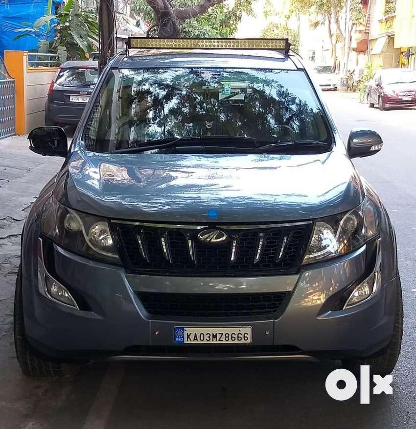 Mahindra Xuv500 XUV500 W8, 2017, Diesel 0