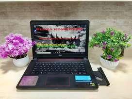 Laptop dell core i7 8cpu vga gtx 850 4gb