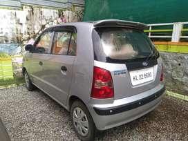 Hyundai Santro, 2007, Petrol
