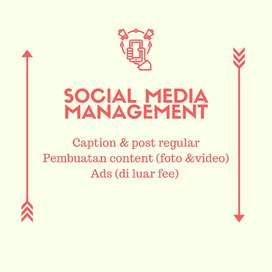 Mencari Lowongan Freelance Job Admin Sosial Media