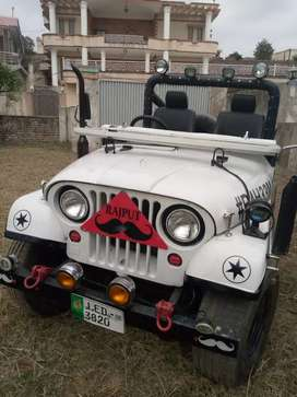 Jeep . paper clear..