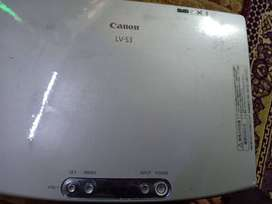canon lv s 3 multimedia projector for sale o3oo 291875o