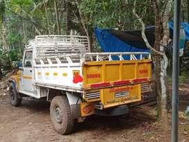 Mahindra 4wheel pickup