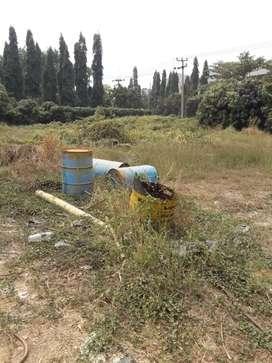 Dijual Tanah Murah Pinggir Jalan Raya Kosambi Karawang Timur