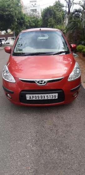 Hyundai I10 i10 Asta 1.2 with Sunroof, 2009, Petrol