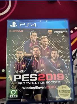 Bd Pes 2019 & For Honor