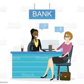 Interview for Credit card sales executive in bank