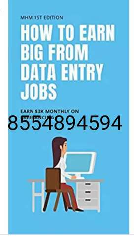 We provide Genu ine   Data Entry Work.