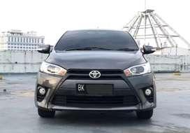 Toyota All New Yaris 2016 G Manual/ Simpanan