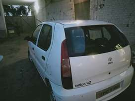 Tata indica v2 yellow plate no for ola car