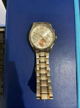 Casio wrist watch - men