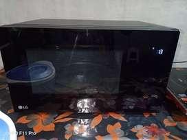 LG42l inverter solo micro wave oven
