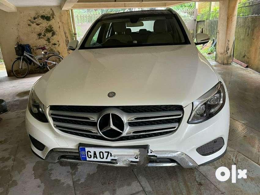 Mercedes-Benz GLC Class 2016 Diesel Good Condition