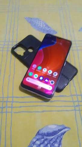 Realme C15 Ram4/64Gb Batrei6000Mh Layar 6.5 Snpdrgon Dual4G Resmi Indo