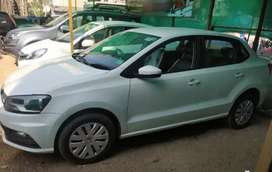 Volkswagen Ameo showroom immaculate condition.