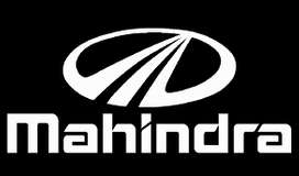 MAHINDRA MOTORS Company hiring male candidates for his all India proce
