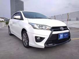 Toyota Yaris S TRD AT 2016 Good Condition Low Km Terawat
