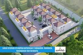 Rumah 2 lantai murah dan strategis sisa 15 unit lagi