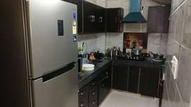 1bhk furnished flat for rent in govindpuri main