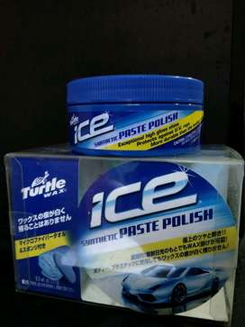 Turtle Wax Ice Synthetic Paste Polish 227 Gram Wax Polish Terbaik