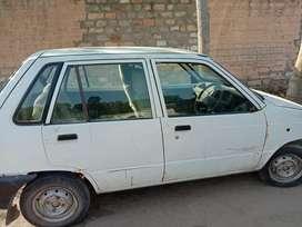 Maruti Suzuki 800 10 Petrol Good Condition