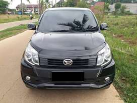 Daihatsu Terios X XTRA MT 2016 Hitam Tgn 1 Pajak Panjang