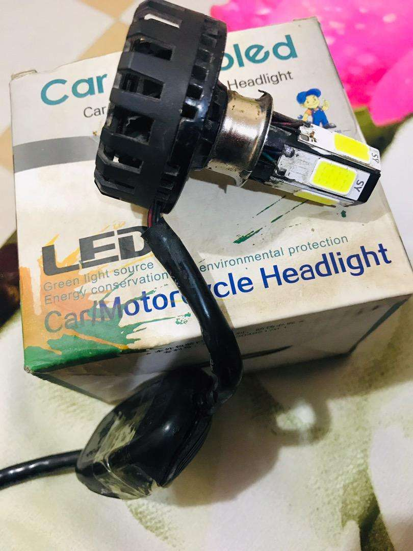 Bike HID Led light new condition 0