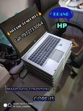 CORE I5 || 8 GB RAM || BRAND NEW CONDITION || BRAND - HP ||