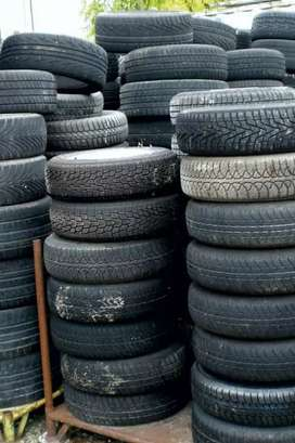 Best Quality Second Hand Used Tyres Available for All Vehicles.