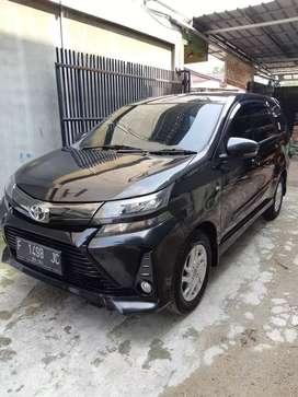 Toyota Avanza Veloz 2019 BU