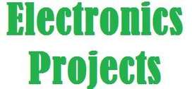 Electronic projects for School Students and Engineering Students