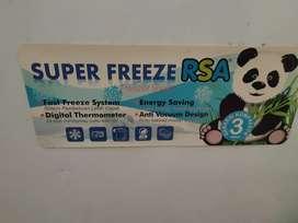 Frezer RSA 600 liter murah jarang pakai