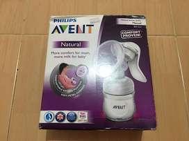 Breast Pump Manual Philips Avent