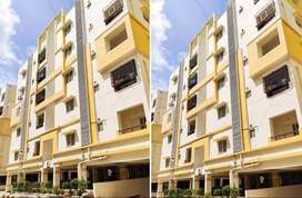 3 BHK Semi Furnished Flat for renT(120683)