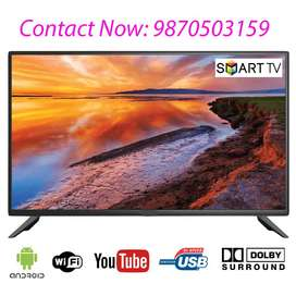 """(Brand New) 32"""" Smart Android Led Tv"""